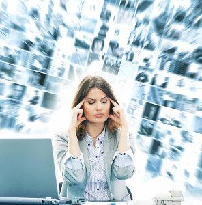 Heilfasten als Kontrast zum Informationsüberfluss