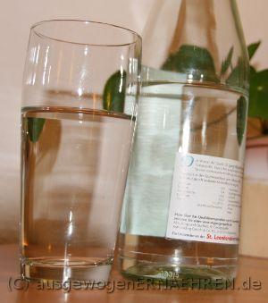 Ernährungstipp: Trinken Sie Wasser statt Säfte oder Limonaden
